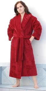 Dámský župan Orient 2620