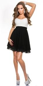 Dámské šaty in-sat1461bl