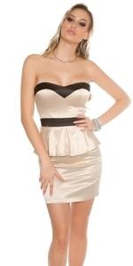 Dámské elegantní šaty in-sat1510be