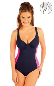 Jednodílné plavky s kosticemi. 93344