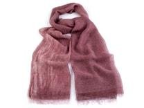 Hedvábný šátek 75x210 cm