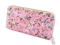 Dámská peněženka textilní 10x19 cm