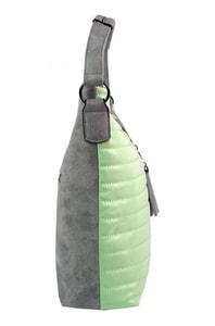 Prošívaná kabelka crossbody i přes rameno H16203 pastelová zelená Zvětšit.  Previous  Next. Previous  Next 50de1e39d0d