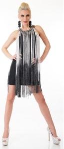 Dámské plesové šaty st-sa253wh