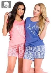 Dámské pyžamo s kraťasy Sonia I