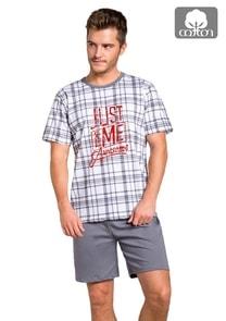 Pánské pyžamo s kraťasy Max