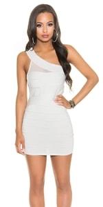 Dámské mini šaty in-sat1350wh