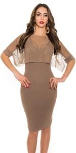 Dámské elegantní šaty in-sat1287ta
