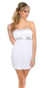 Dámské šaty in-sat1533wh