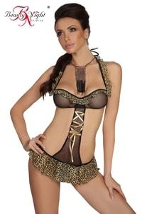 Erotické body Exotic girl