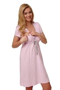 Dámská kojící košile Felicita pink