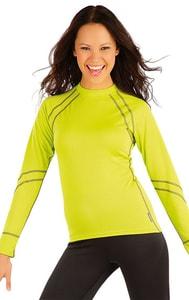 Termo triko dámské s dlouhým rukávem 87023