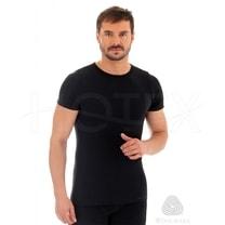 Pánské tričko krátký rukáv SS11030 merino
