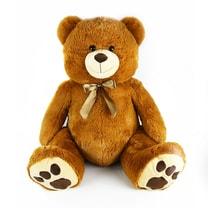 Velký plyšový medvěd mates 100 cm