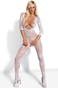 Bodystocking F200 white