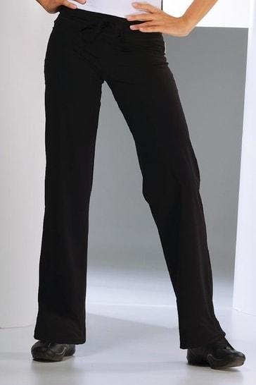WINNER Fitnes kalhoty Tosca - černá - XL
