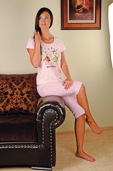 Andrie Dámské pyžamo PS 9161 - smetanová - L