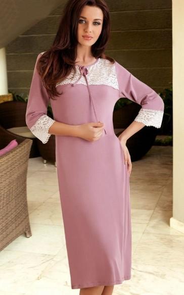 Lupoline Noční košilka 247 - růžová - M