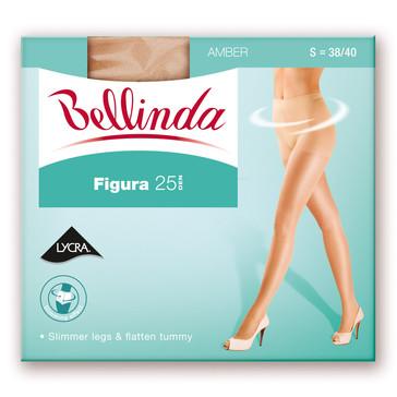 Bellinda Zdravotní punčochy Figura 25 den BE297151 - černá - S