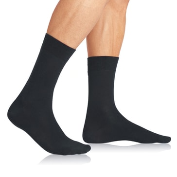 Bellinda Pánské ponožky ELEGANCE MEN SOCKS BE496511 - černá - 39/42