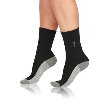 Bellinda Dámské ponožky BOOTS LADIES SOCKS BE496905 - černá - 35/38