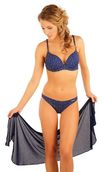 Litex Plážový šátek na zavazování 88602 - tmavě modrá - UNI