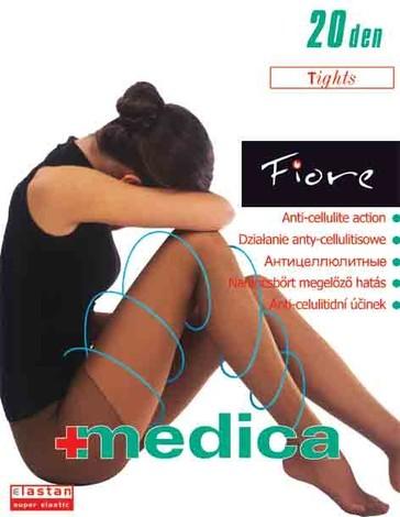 Fiore Zdravotní punčochy MEDICA 20 den - tělová - vel.3