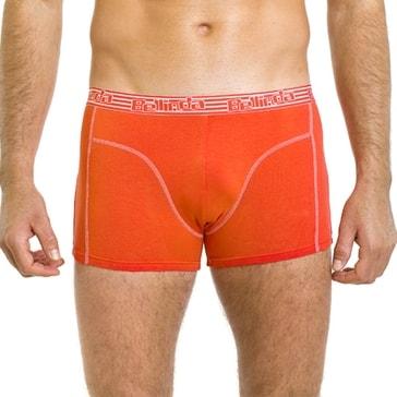 Bellinda Fashion boxer - oranžová - XL